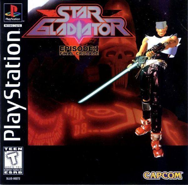 Rom juego Star Gladiator Episode 1 Final Crusade