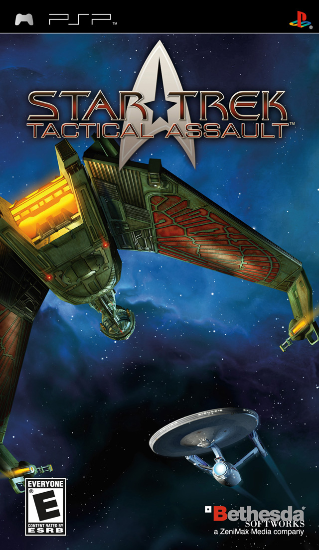 Rom juego Star Trek - Tactical Assault