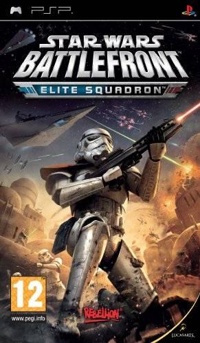 Rom juego Star Wars Battlefront - Elite Squadron