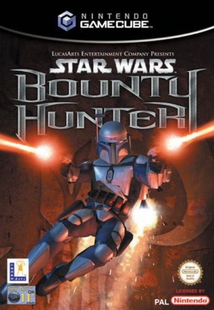 Rom juego Star Wars Bounty Hunter