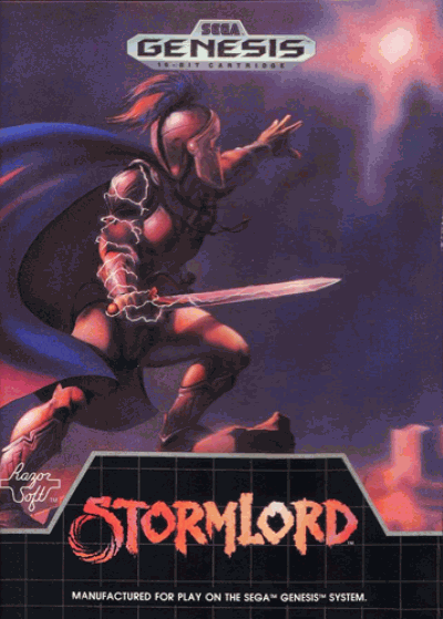Rom juego Stormlord
