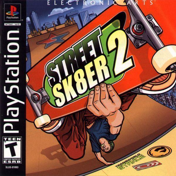 Rom juego Street SK8ER 2