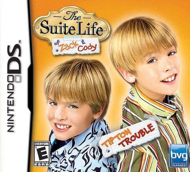 Rom juego Suite Life Of Zack And Cody - Tipton Trouble, The