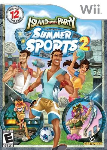 Rom juego Summer Sports 2 - Island Sports Party