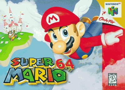 Rom juego Super Mario 64