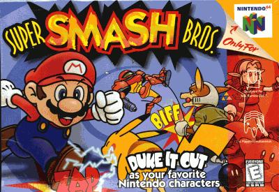 Rom juego Super Smash Bros.