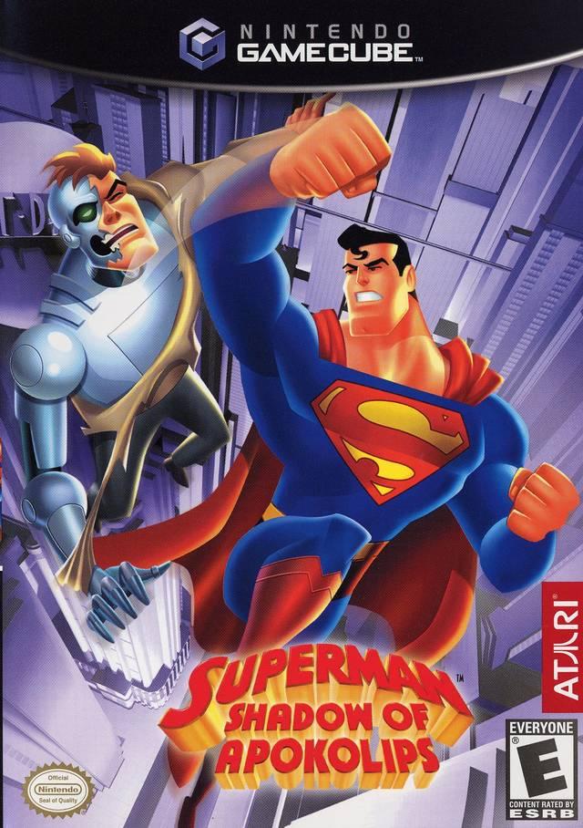 Rom juego Superman Shadow Of Apokolips