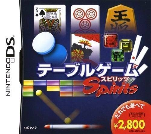 Rom juego Table Game Spirits