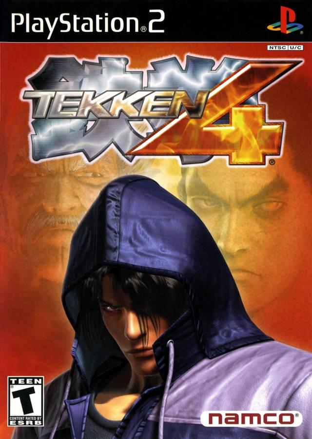Rom juego Tekken 4