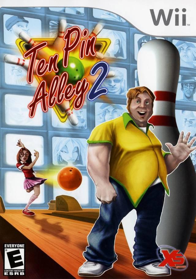 Rom juego Ten Pin Alley 2