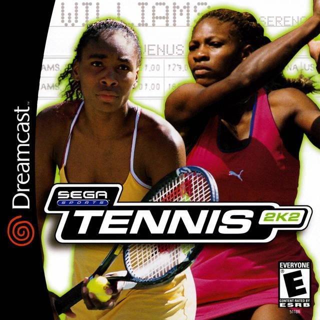 Rom juego Tennis 2K2