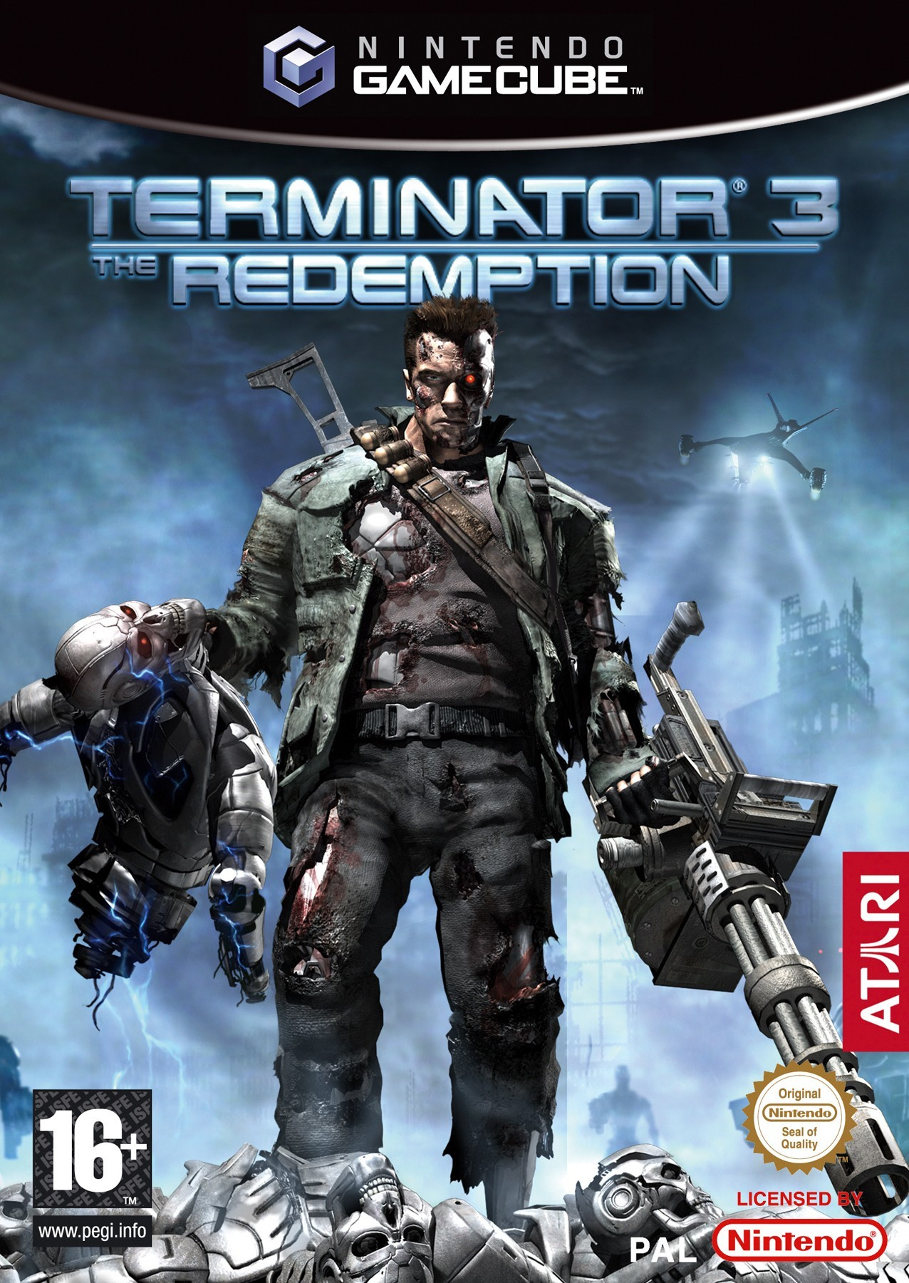 Rom juego Terminator 3 The Redemption