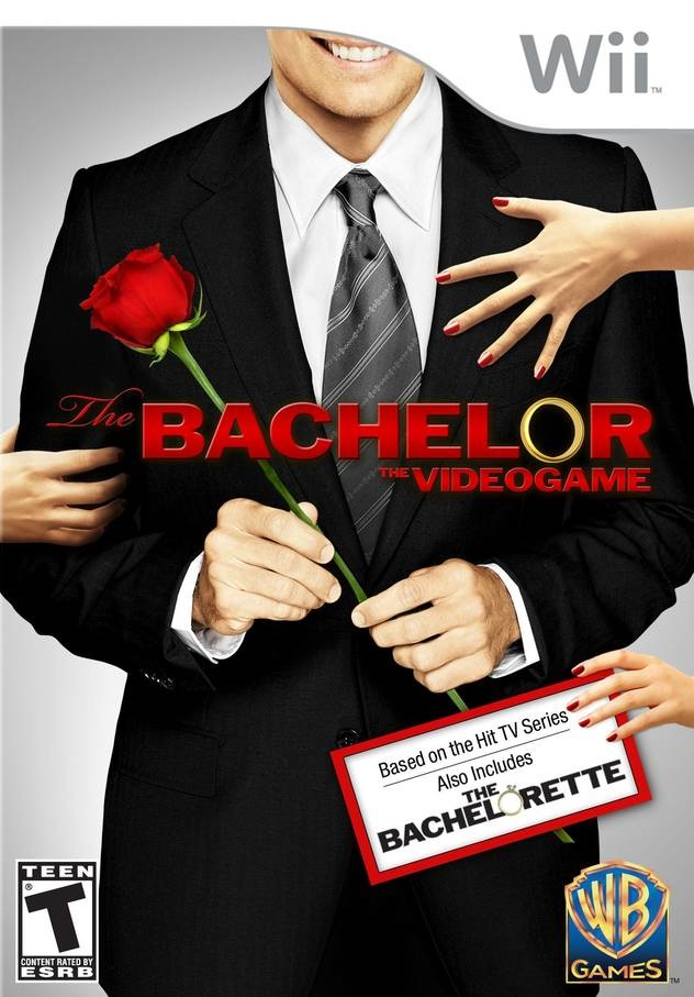 Rom juego The Bachelor- The Video Game