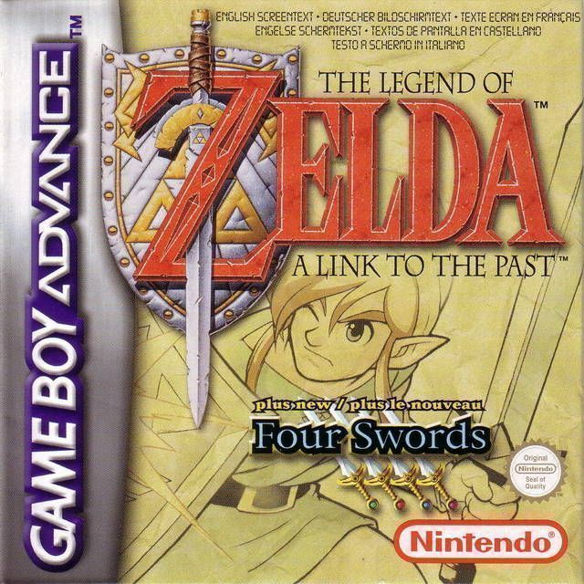 Rom juego The Legend Of Zelda - A Link To The Past