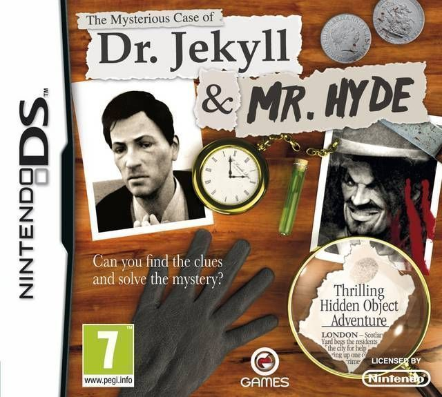 Rom juego The Mysterious Case Of Dr. Jekyll And Mr. Hyde