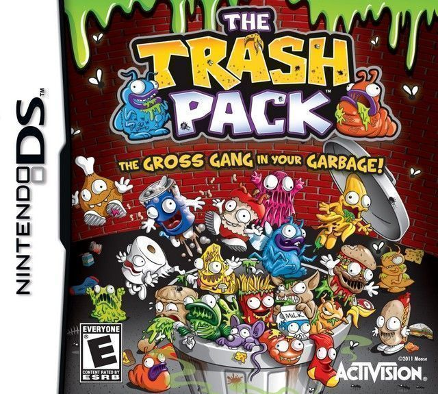 Rom juego The Trash Pack