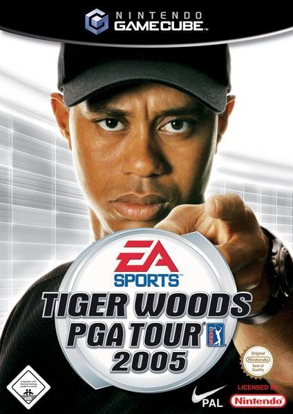 Rom juego Tiger Woods PGA Tour 2005  - Disc #1