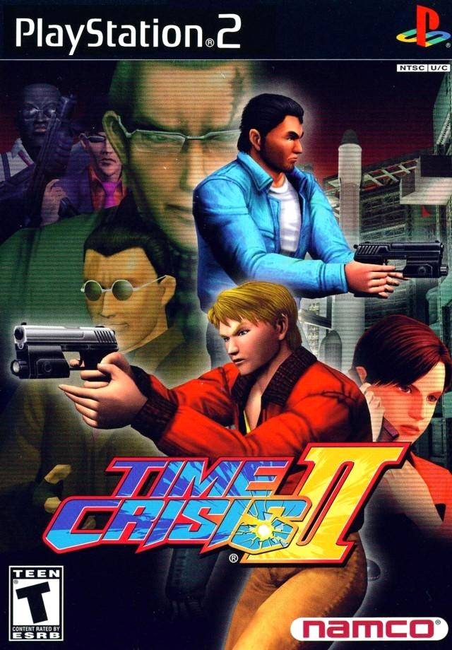 Rom juego Time Crisis 2