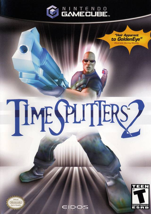 Rom juego TimeSplitters 2