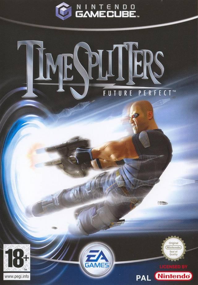 Rom juego TimeSplitters Future Perfect