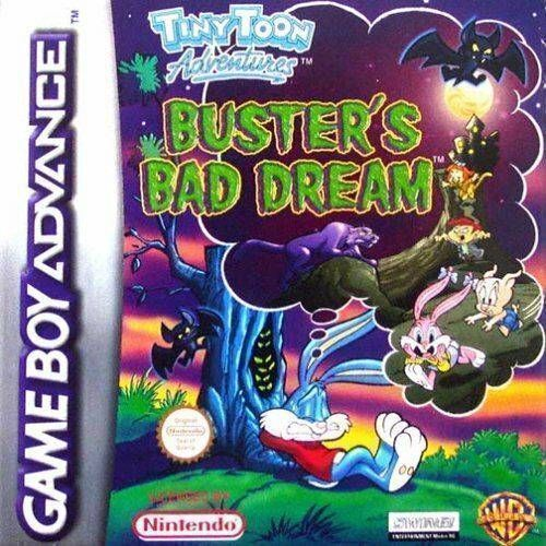 Rom juego Tiny Toon Adventures - Busters Bad Dream