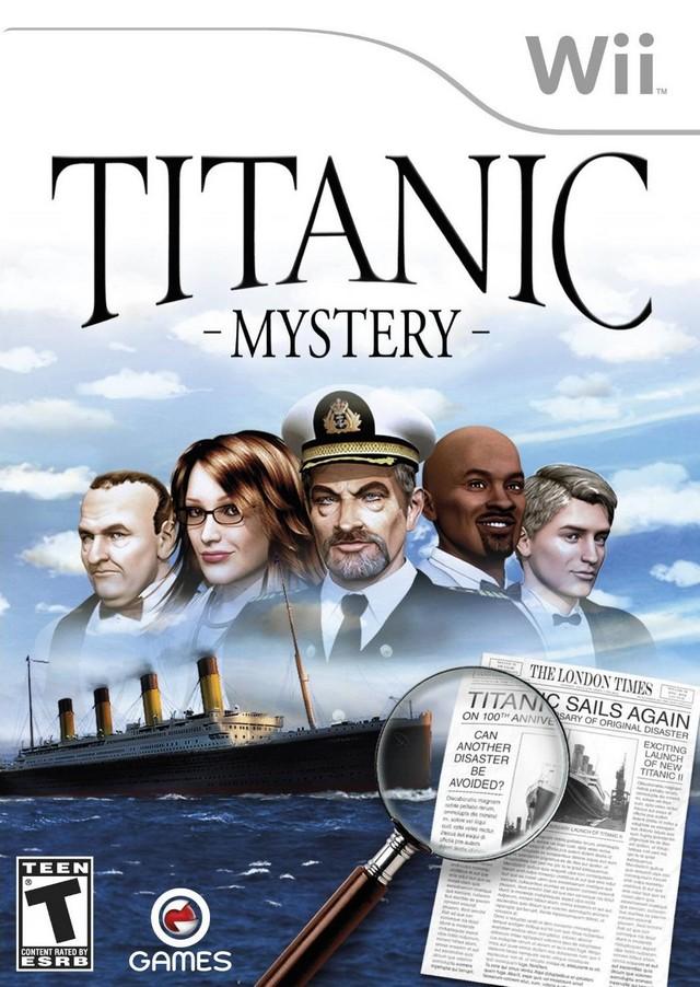 Rom juego Titanic Mystery