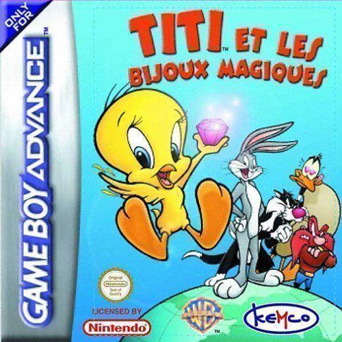 Rom juego Titi Et Les Bijoux Magiques