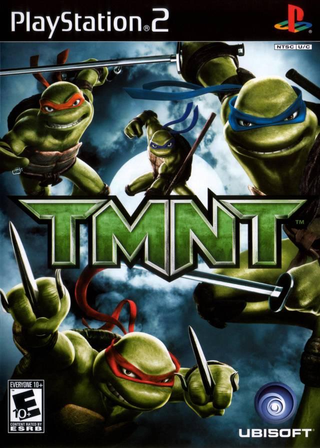 Rom juego TMNT