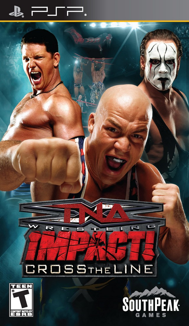 Rom juego TNA Impact Cross The Line