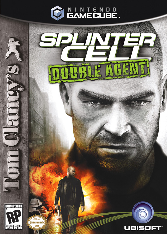 Rom juego Tom Clancy's Splinter Cell Double Agent  - Disc #1