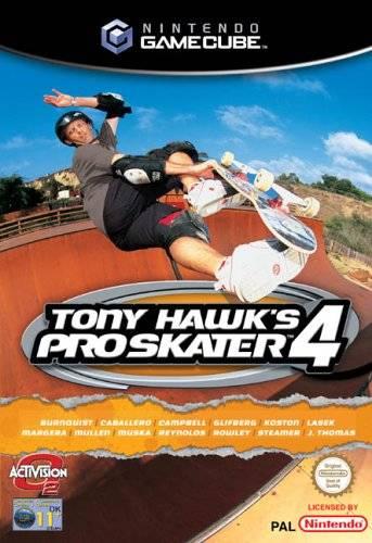Rom juego Tony Hawk's Pro Skater 4