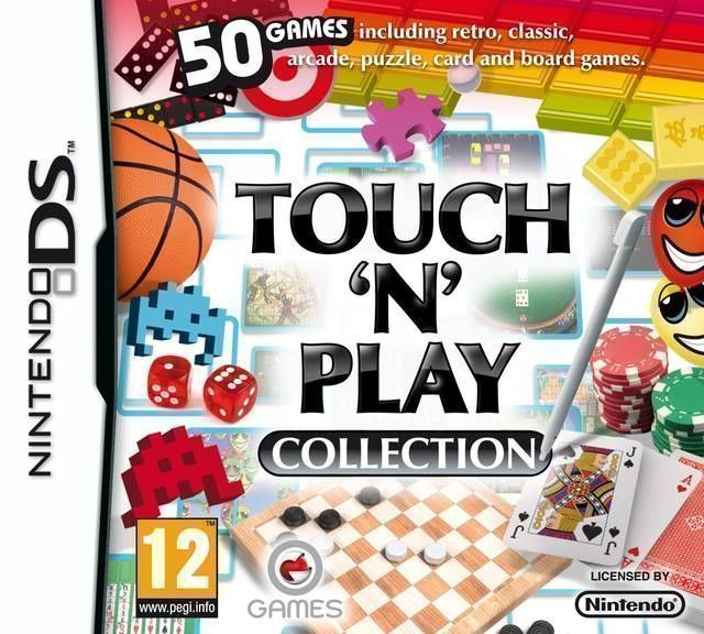 Rom juego Touch 'N' Play Collection