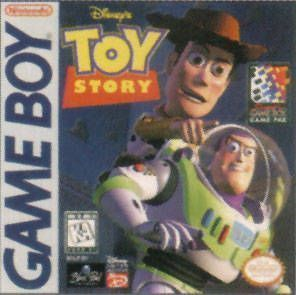 Rom juego Toy Story