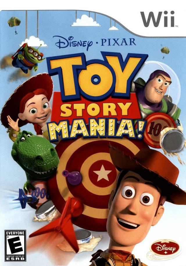 Rom juego Toy Story Mania
