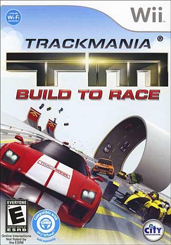 Rom juego TrackMania