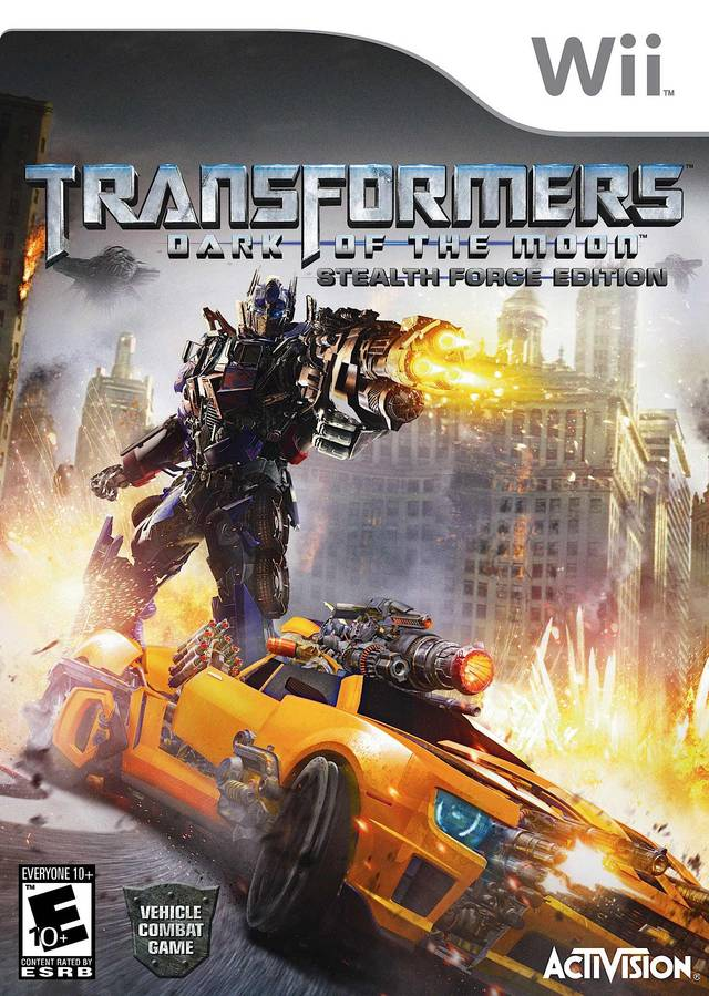 Rom juego Transformers - Dark Of The Moon