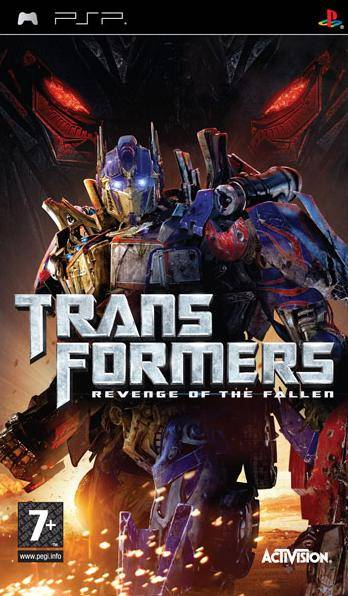 Rom juego Transformers - Revenge Of The Fallen