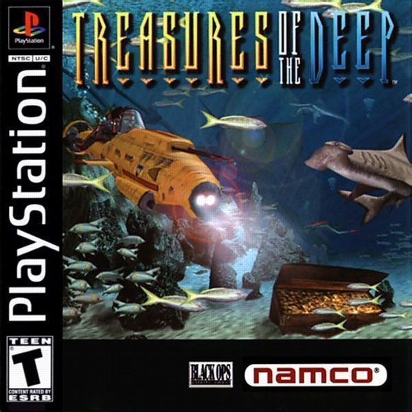 Rom juego Treasures Of The Deep