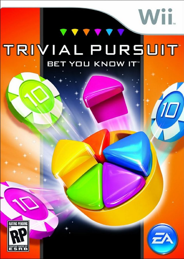 Rom juego Trivial Pursuit - Bet You Know It