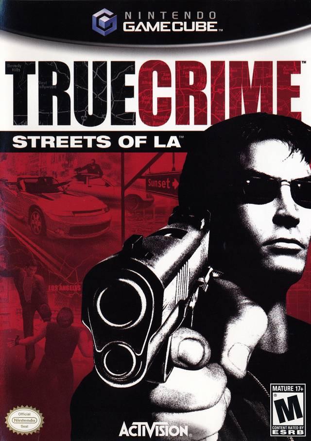 Rom juego True Crime Streets Of LA