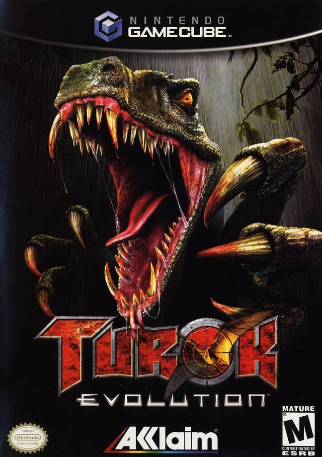 Rom juego Turok Evolution