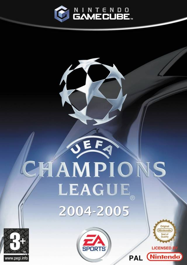 Rom juego UEFA Champions League 2005