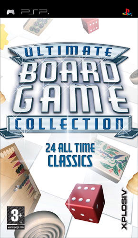 Rom juego Ultimate Juegos de mesa Collection