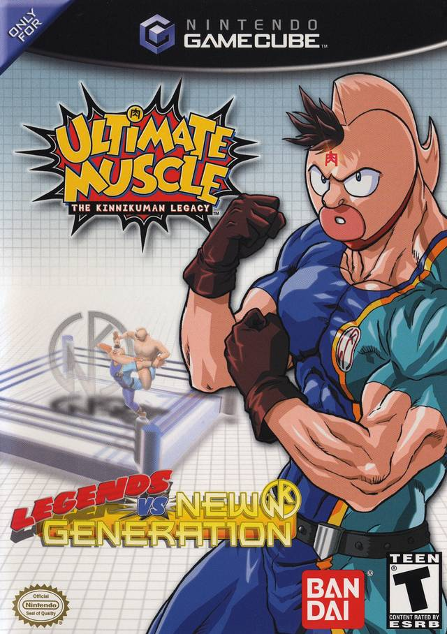 Rom juego Ultimate Muscle Legends Vs. New Generation