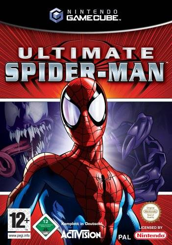 Rom juego Ultimate Spider Man