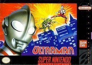 Rom juego Ultraman - Towards The Future