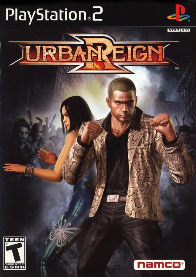 Rom juego Urban Reign