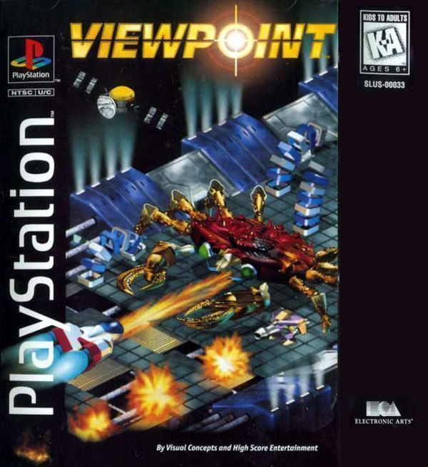 Rom juego Viewpoint