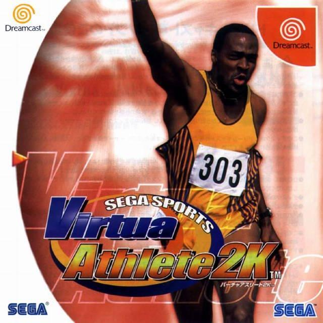 Rom juego Virtua Athlete 2K