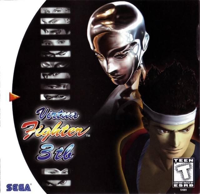 Rom juego Virtua Fighter 3tb